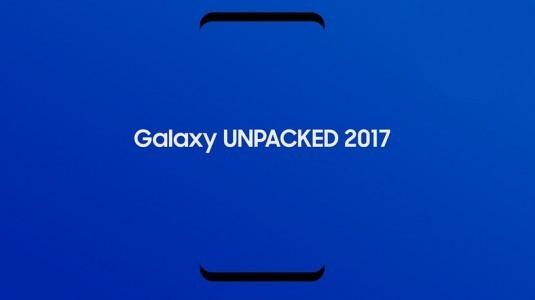 Unpacked 2017 Galaxy Note 8 tanıtım etkinliğini canlı izleyebilirsiniz