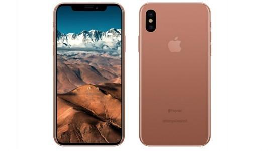 iPhone 8'in 512 GB kapasiteli bir sürümü olacak