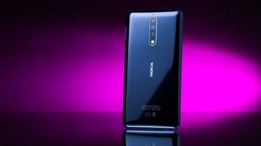 Nokia 8'in satışları, 13 Eylül'de İngiltere'de başlıyor