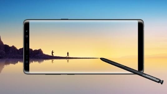 Galaxy Note8, 18 Eylül'de Vodafone'da Satışa Sunulacak
