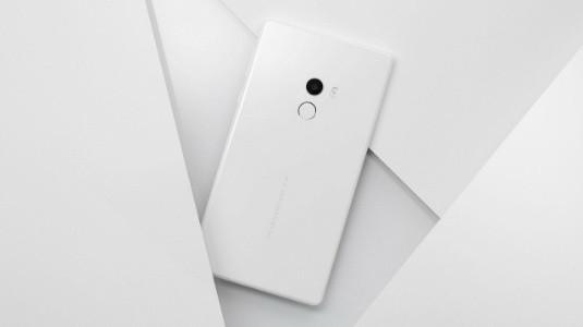 Xiaomi Mi MIX 2 Arka Panel Fotoğrafı Sızdırıldı