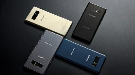 Samsung, Galaxy Note8'in 4GB RAM'li Ucuz Versiyonunu Sunabilir