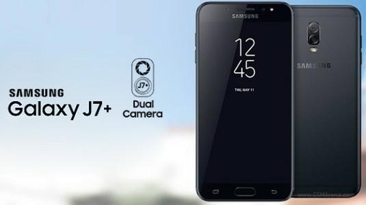 Çift Kameralı Galaxy J7+ Görüntüleri Sızdırıldı