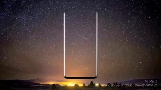 Xiaomi Mi MIX 2, Apple iPhone 8 ile Aynı Tarihte Tanıtılacak