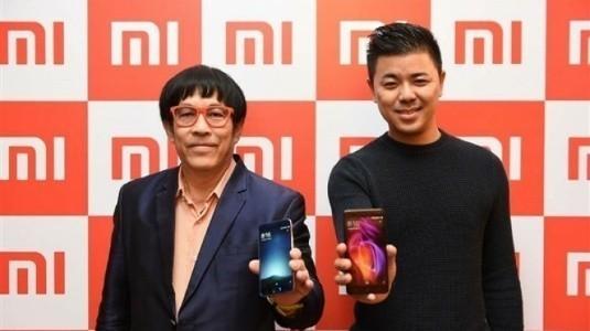 Xiaomi, Mi 6 ve Redmi Note 4 ile Tayland Pazarına Girdi