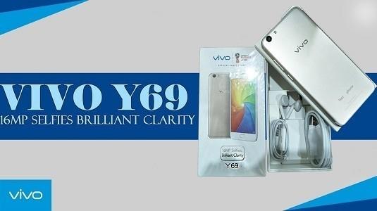 Vivo Yeni Akıllı Telefonu Y69 Modelini Resmi Olarak Tanıttı