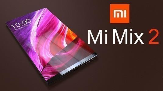 Xiaomi Mi MIX 2 Tasarımı Net Bir Şekilde Göründü