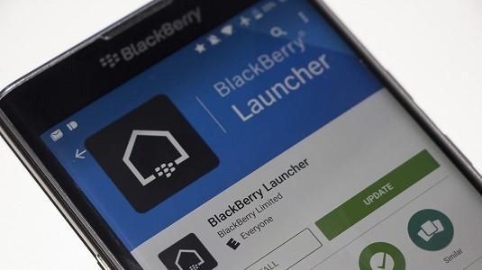 Blackberry Launcher Uygulaması Yeni Özellikleri İle Güncellendi