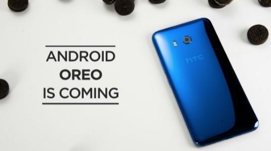 HTC U11, 2018'den Önce Android 8.0 Oreo Güncellemesini Alacak