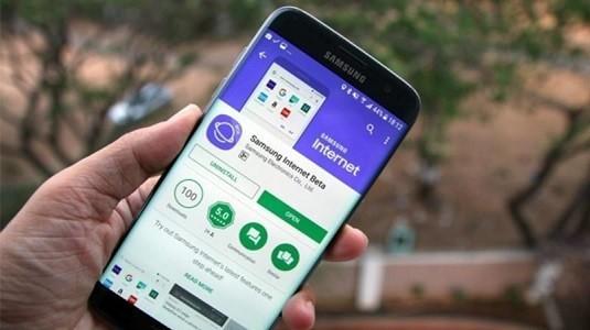 Samsung Internet Browser Uygulaması Yeni Özelliklere Kavuştu