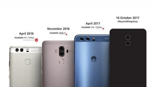 Huawei Mate 10'un Kod Adı Marcel Olacak