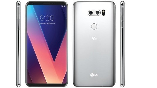 LG V30 Çalışır Halde Ortaya Çıktı