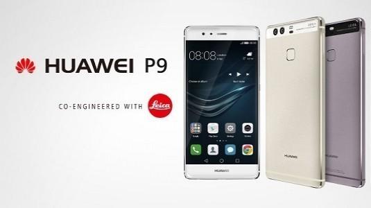 Huawei P9 İçin Yeni Bir Sistem Güncellemesi Geldi