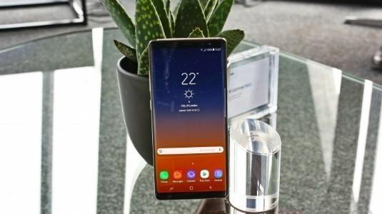Samsung Galaxy Note8, DisplayMate'in Şimdiye Kadar Test Ettiği En İyi Ekran Seçildi