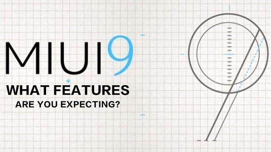 MIUI 9 Güncellemesi Yeni Cihazlar İçin Verilmeye Başlandı