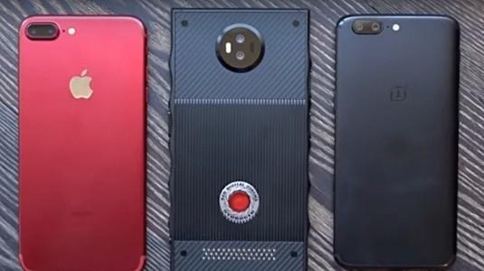 1.200 Dolarlık Red Hydrogen One Akıllı Telefon içiin Prototip Videosu Geldi
