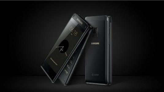 Samsung, en yeni Üst Seviye Kapaklı Telefonu Leader 8'i Duyurdu