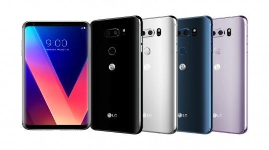 LG V30 muhteşem tasarımıyla IFA 2017'de karşımıza çıktı