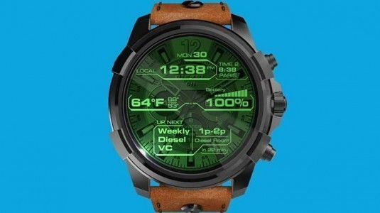 Diesel ilk akıllı saat modelini satışa çıkardı