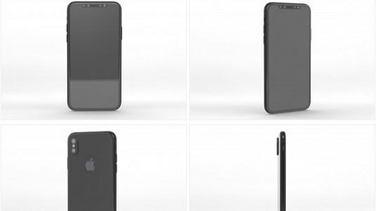 iPhone 8 Ekran Paneli Tekrar Ortaya Çıktı