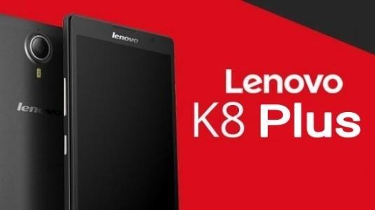 Octa-core işlemci ve 3GB RAM içeren Lenovo K8 Plus, Geekbench'te Göründü