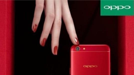 Oppo F3'ün Kırmızı Rengi Bu Hafta Piyasaya Çıkıyor