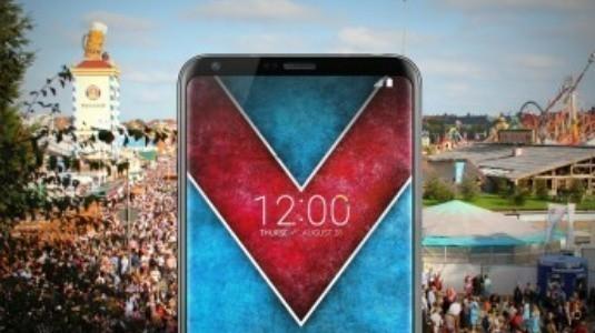 LG V30'un 31 Ağustos'taki Tanıtımı için Davetiyeler Gönderilmeye Başladı