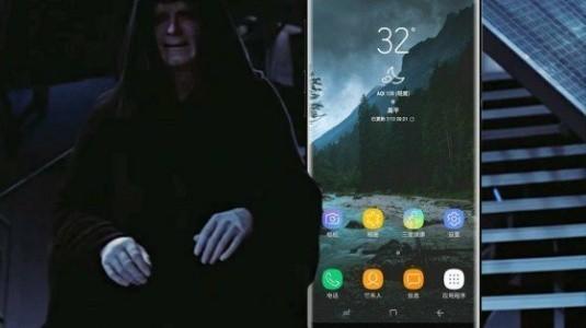 Samsung Galaxy Note8'in 256GB Depolama Alanı Yeniden Gündemde