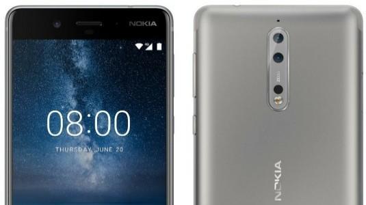 Selfie Canavarı Nokia 8, 13 MP Ön Kamera ile Geliyor