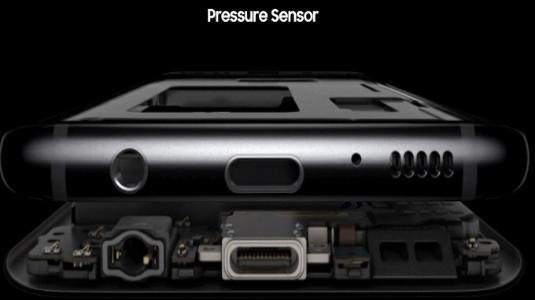 Samsung Galaxy Note 8, Basınca Duyarlı Ekranla Birlikte Geliyor