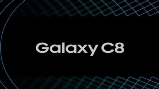 Galaxy C8, Çift Kameralı Farklı Bir Telefon Olacak
