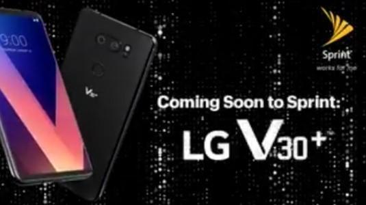 128GB Depolama Alanına Sahip LG V30+, Satışa Sunulacak