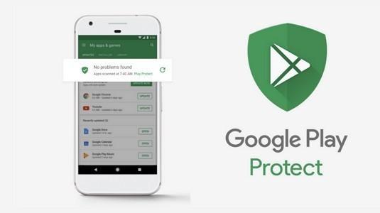 Google Play Protect Sistemi Bir Milyardan Fazla Cihazda Aktif Oldu