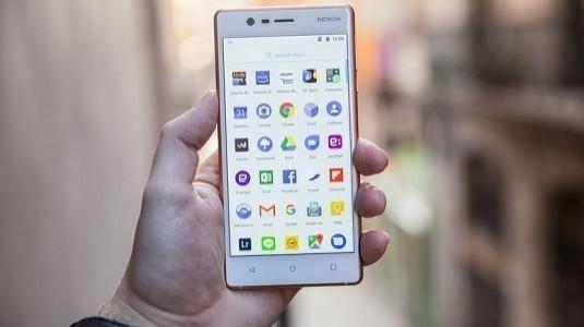Nokia 3 Android 7.1.1 Güncellemesini Almaya Başladı