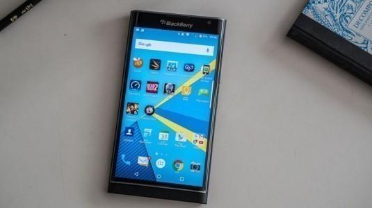 BlackBerry Priv, Nougat güncellemesi almayacak