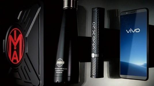 Vivo X20, Siyah Mars Edition Versiyonu ile de Gelecek