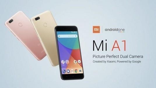 Xiaomi Mi A1 Global Pazarda Satışa Çıkıyor