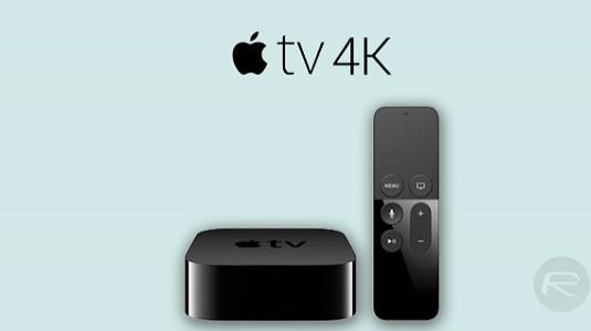 Apple TV 4K Resmi Olarak Tanıtıldı