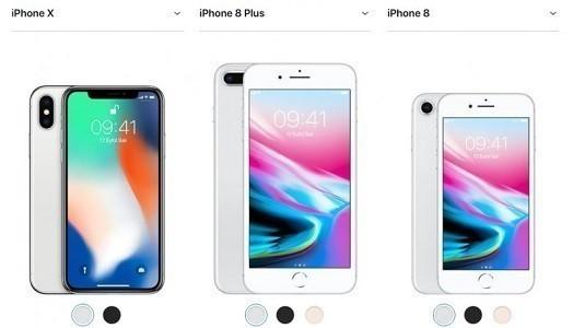 iPhone 8 ve iPhone X Duvar Kağıtları Yayınlandı