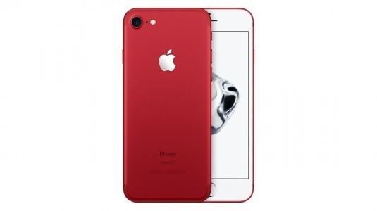 Apple, iPhone 7 Red Edition üretimini durdurdu