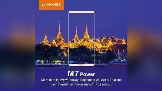 Gionee M7 Render Görüntüleri Ortaya Çıktı