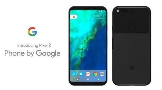Google Pixel 2 Modeli 4 Ekimde Resmi Olarak Tanıtılacak