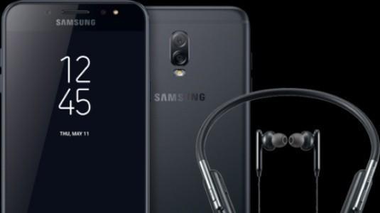 Samsung Galaxy J7+, 13MP + 5MP Çift Arka Kamera ile Resmiyet Kazandı