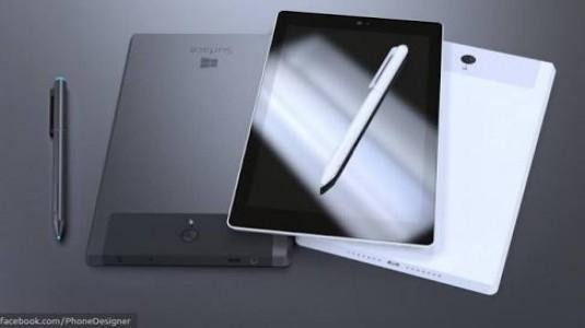 İptal Edilen Microsoft Surface Mini'nin Resim ve Özellikleri Sızdırıldı