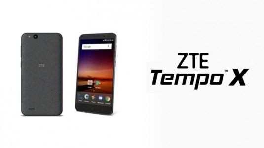 ZTE Tempo X'in tanıtımını gerçekleştirdi