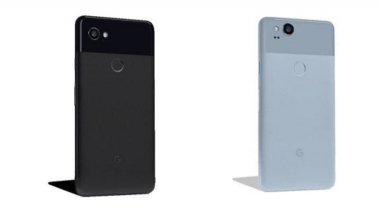 Google Pixel 2 Tasarımı Ortaya Çıktı