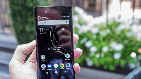 Sony Xperia XZ1 Amerika'da Satışa Çıktı