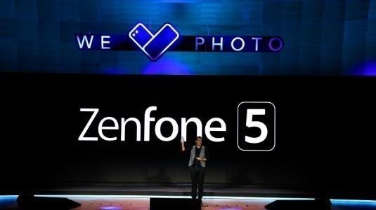 Asus ZenFone 5 Serisi En Erken Mart 2018'de Duyurulacak