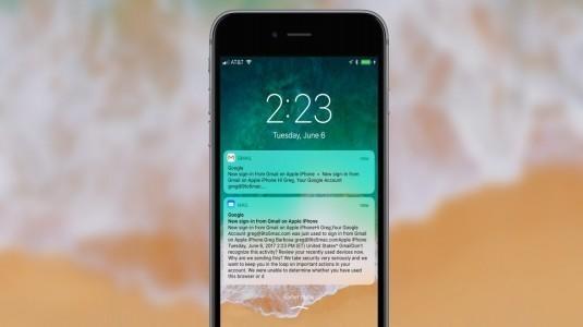 iOS 11'den eski bir sürüme nasıl dönebilirim?