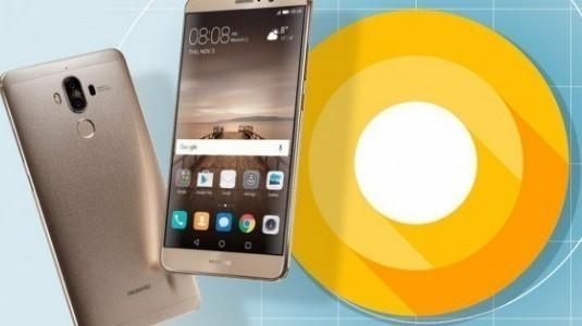 Huawei Mate 9 için Android Oreo Güncellemesi Yakında Yayınlanabilir